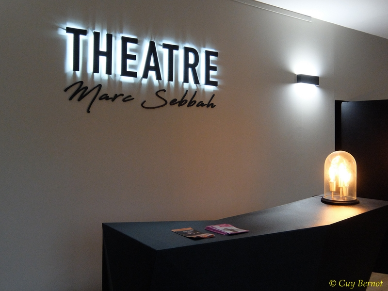 Théâtre Marc Sebbah Hall