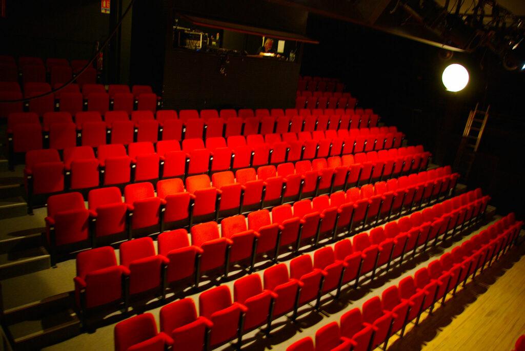 Salle Théâtre Marc Sebbah